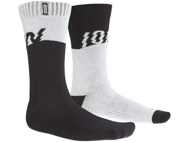 ION Scrub Socks black